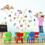 Adesivi per bambini per il muro, la soluzione a portata di tutti
