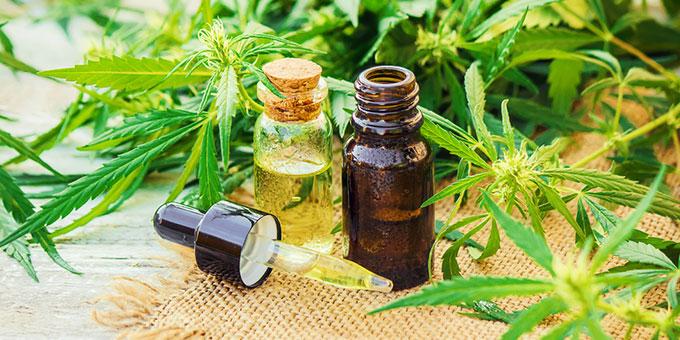 L'olio CBD ha un effetto antinfiammatorio